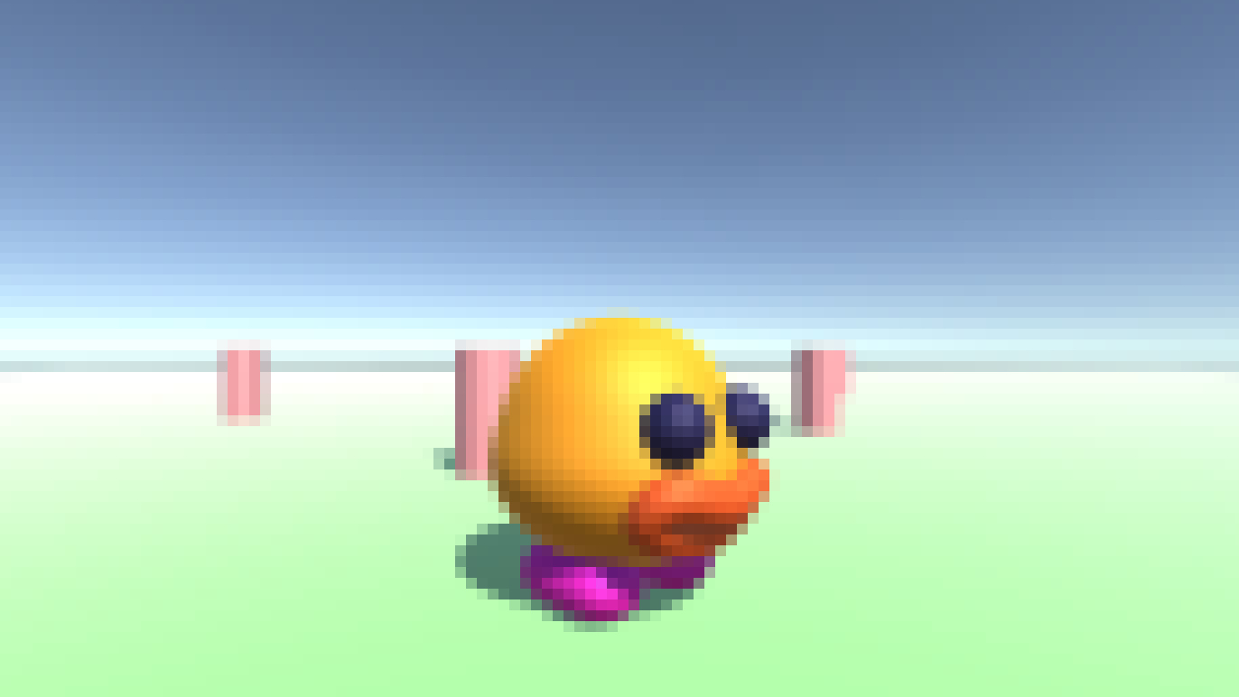 Pixelate Filter Example