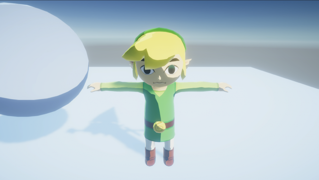 Toon Link in URP with Shader Graph